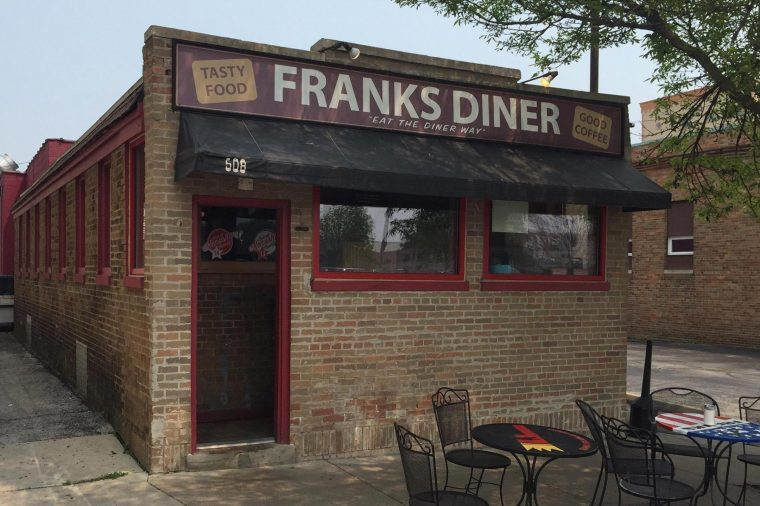 Frank's Diner, Kenosha