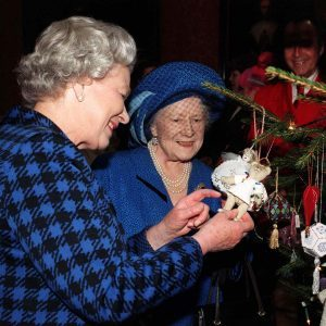 How the Royal Family Decorates Its Christmas Trees