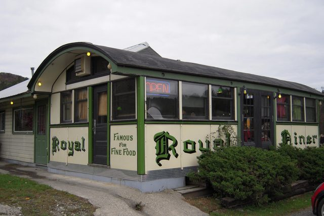 Chelsea Royal Diner, West Brattleboro