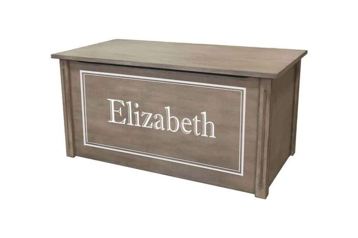 personalized toy chest