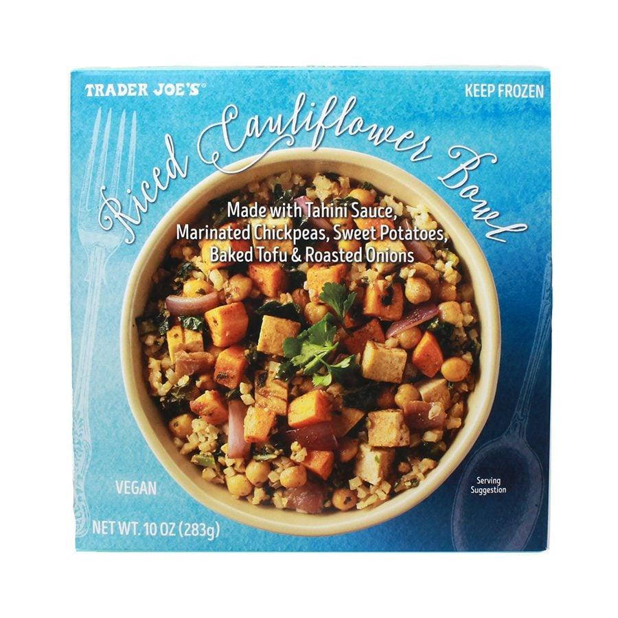 Riced Cauliflower Bowl