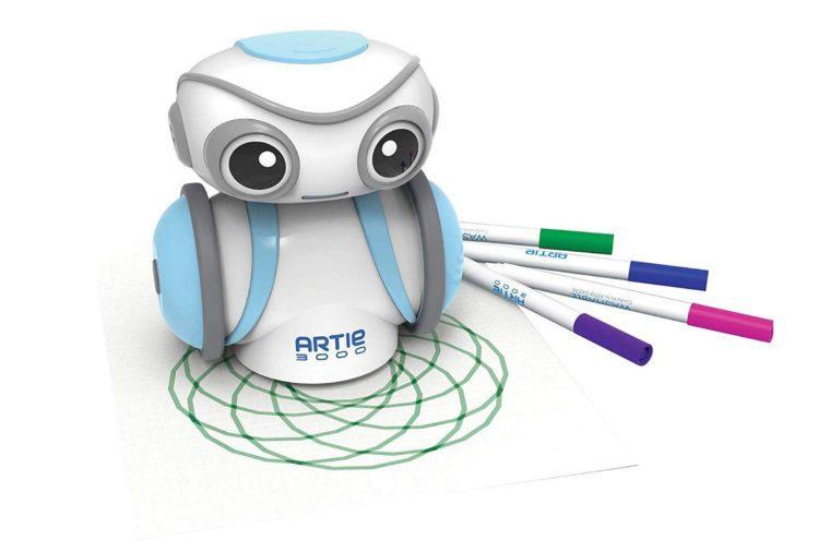 the coding robot