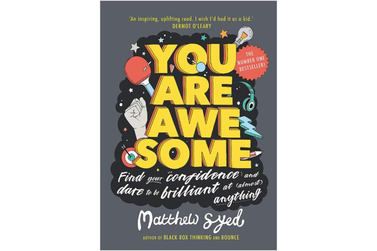 find your confidence you are awesome book