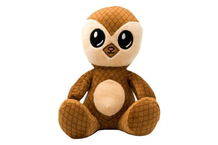 java the pengolin stuffed animal