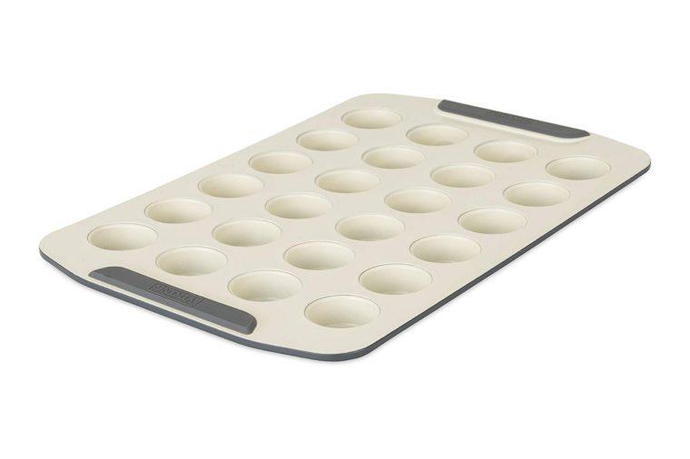 viking ceramic nonstick muffin pan