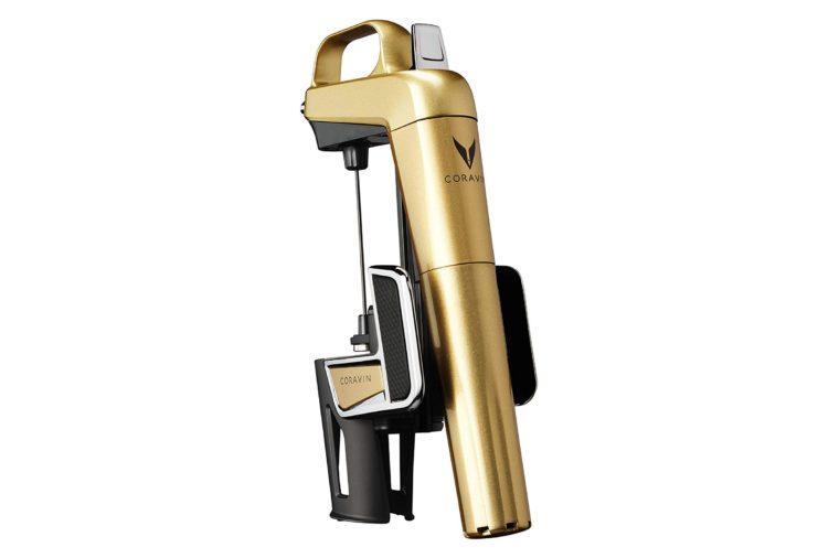 elite wine preservation system and bottle opener