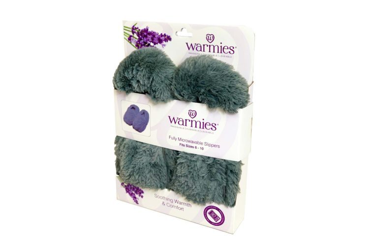 warmies microwavable slippers