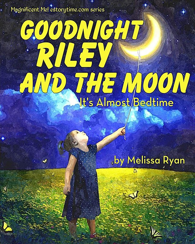 goodnight riley and the moon book