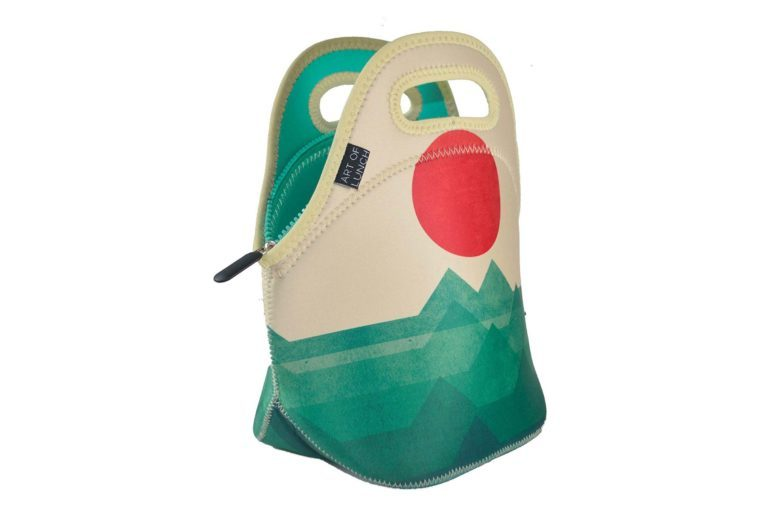 art of lunch insulated lunch bag