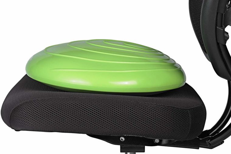 balance disk wobble cushion