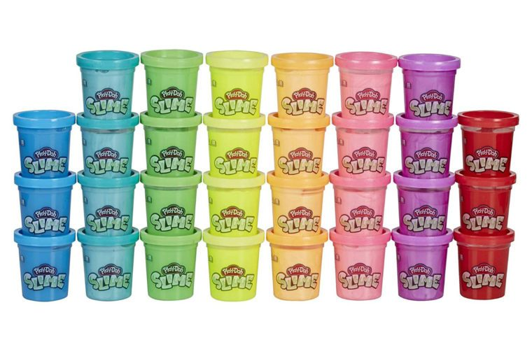 play-doh slime 30 pack