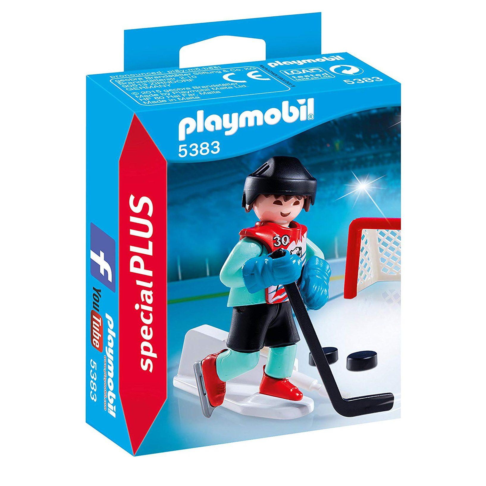 hockey player toy