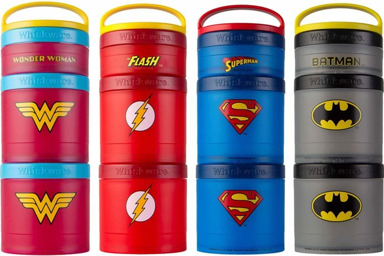 justice league snack packs