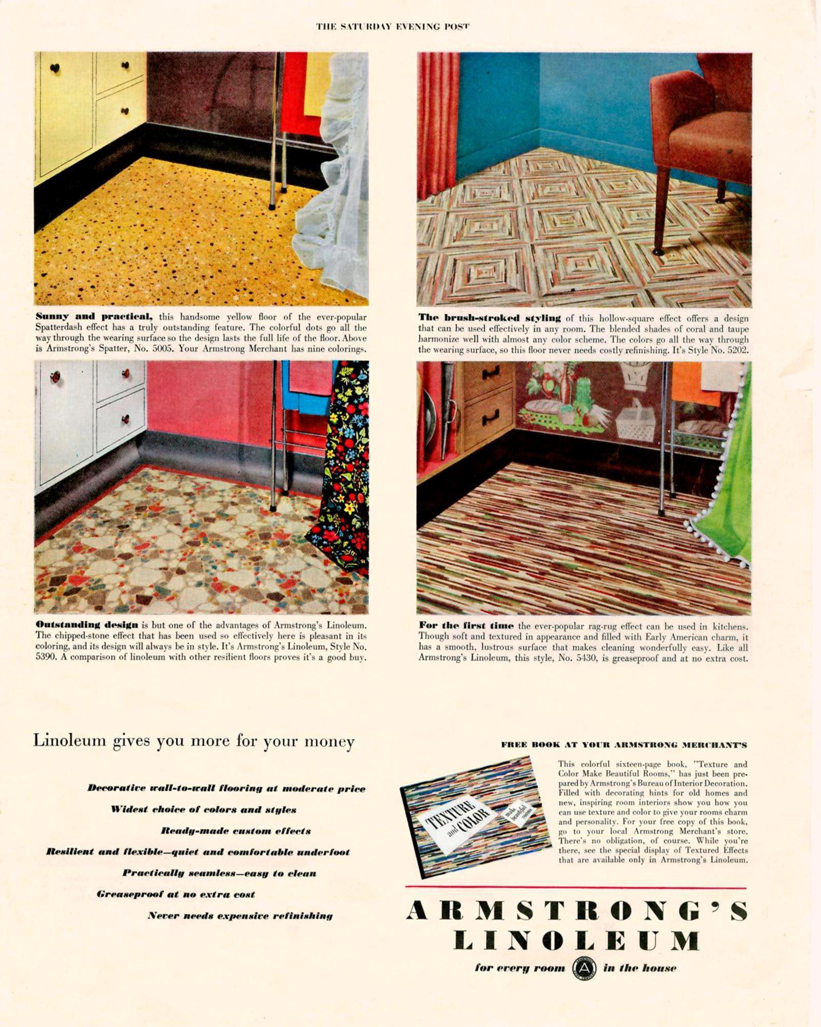 A floor for all seasons