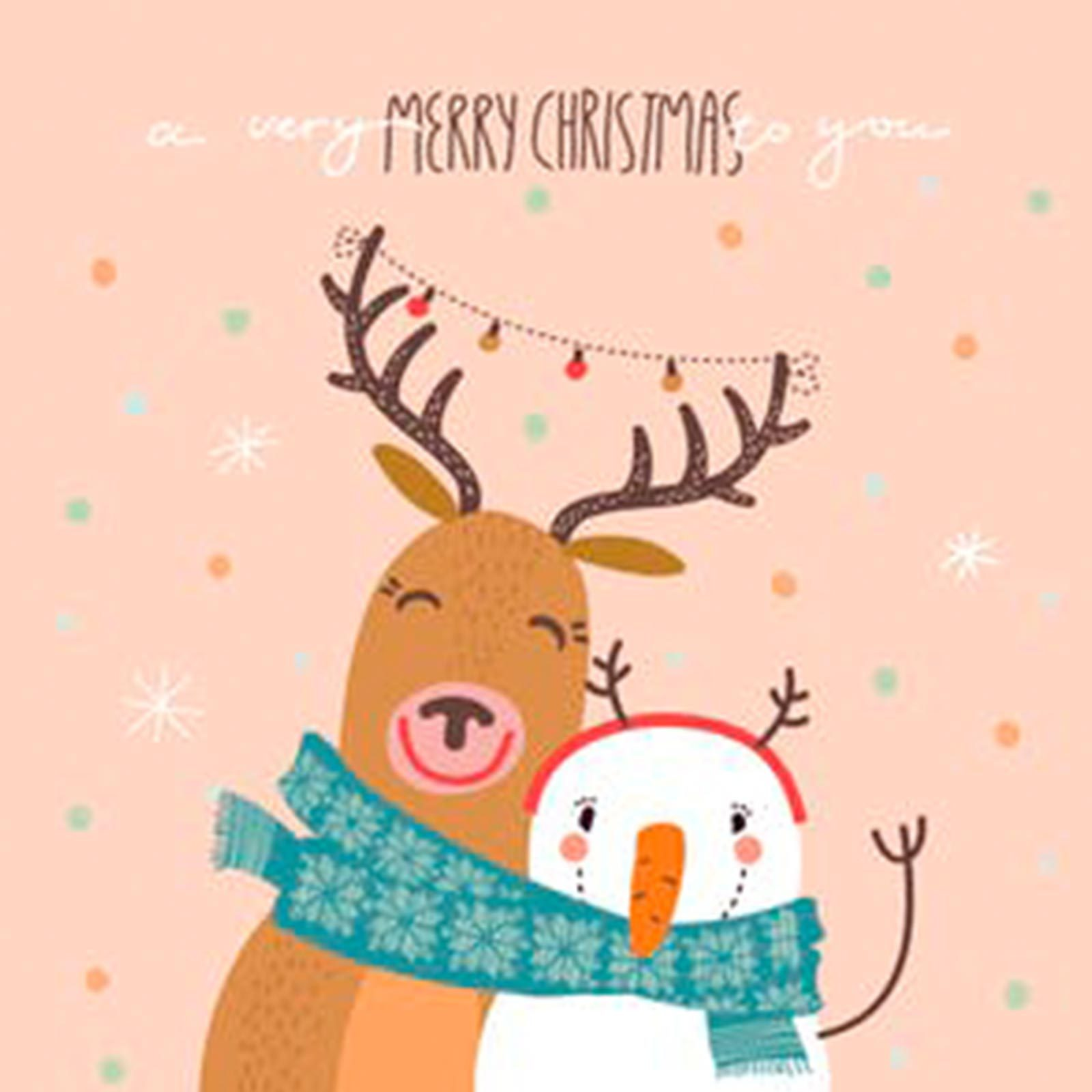 Reindeer Christmas Cards To Make.Free Christmas Cards To Print Out And Send This Year