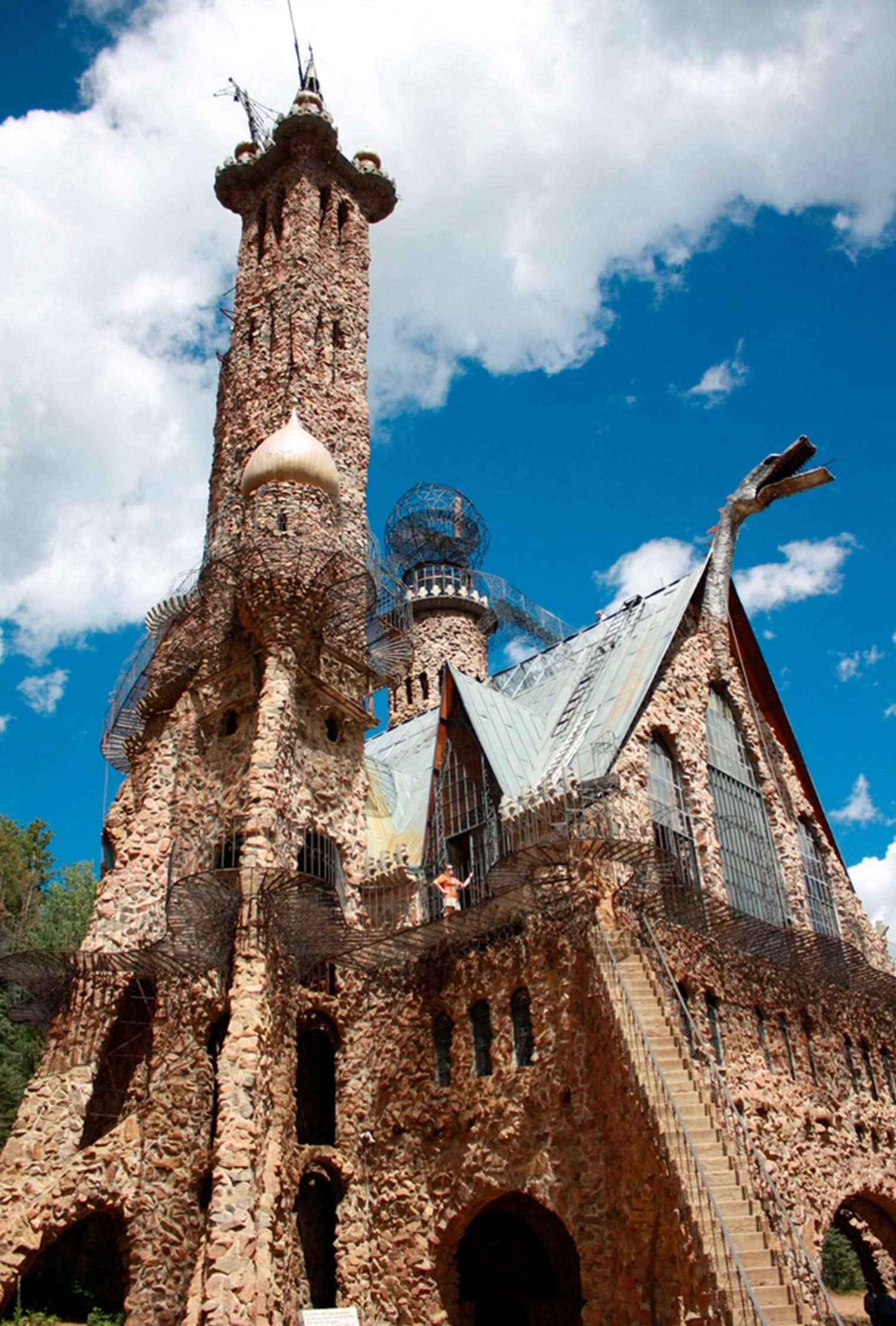 Bishop's Castle Colorado
