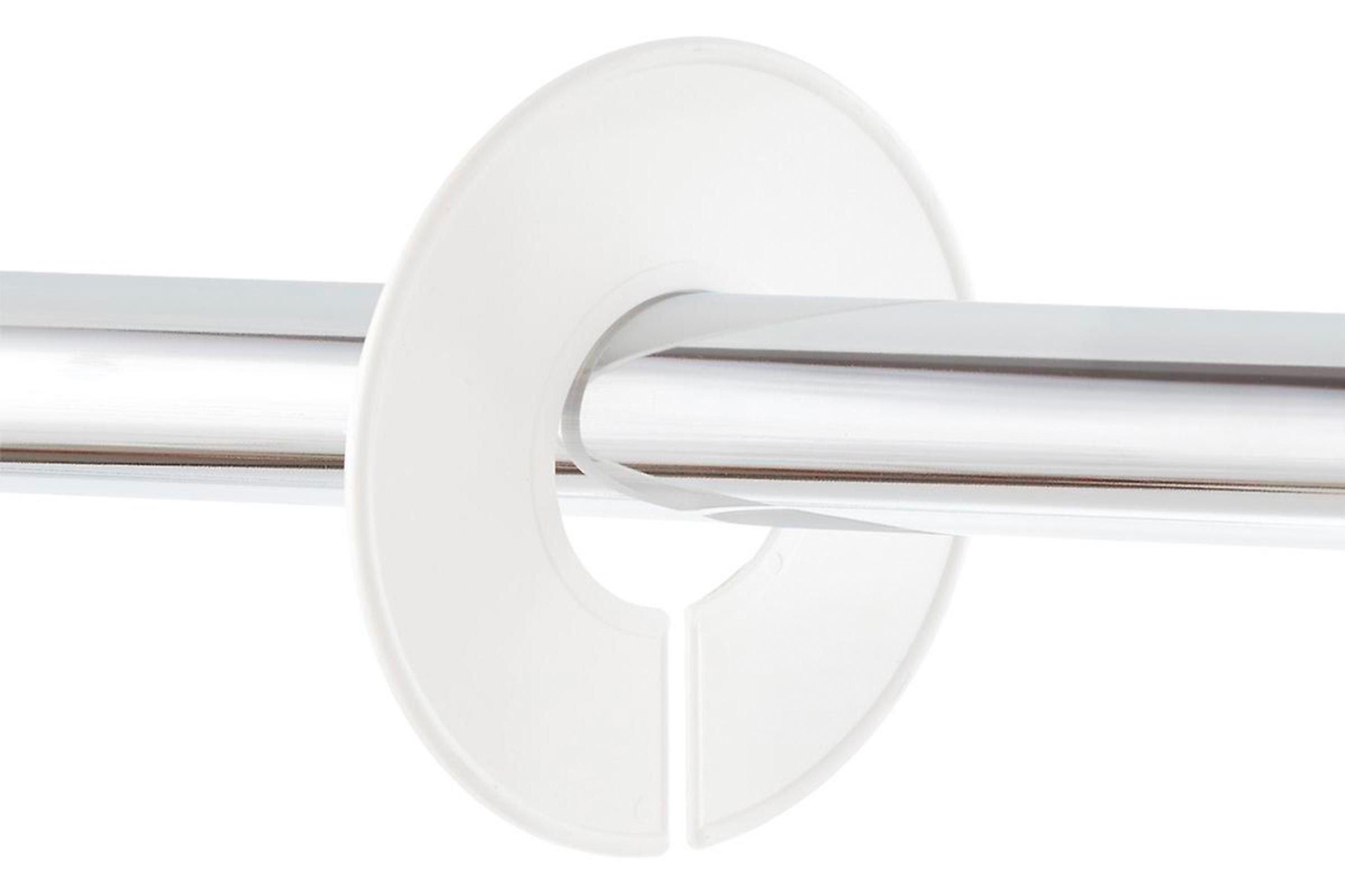 Blank Closet rod divider