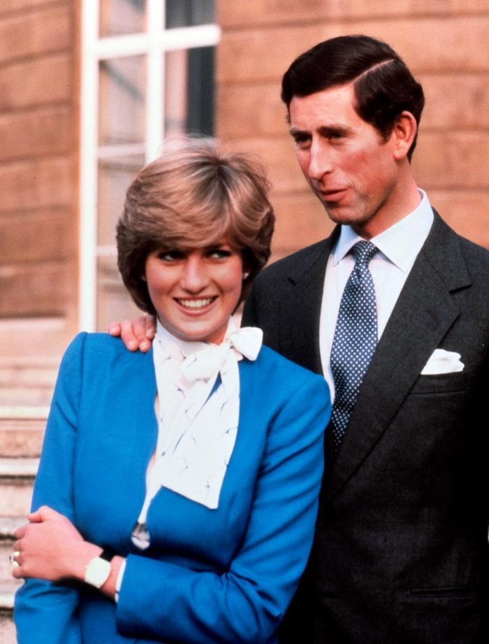 Charles and Diana, 7th cousins once removed