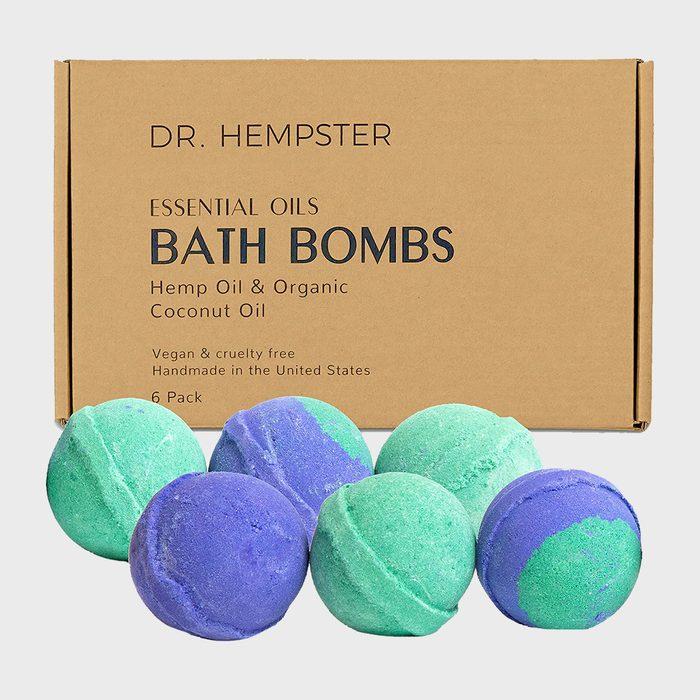 Dr. Hempster Bath Bomb Gift Set