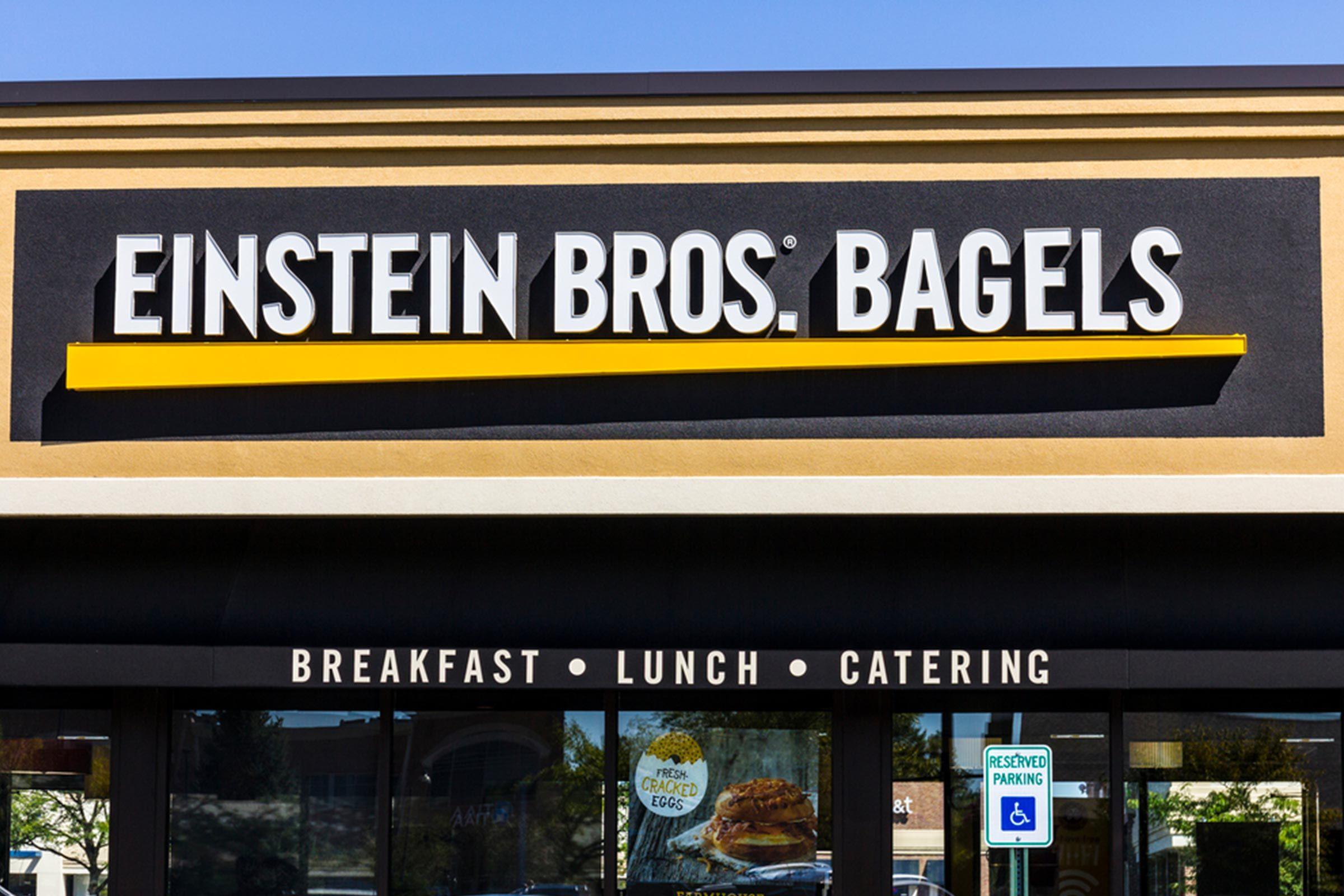 Einstein's Bagels