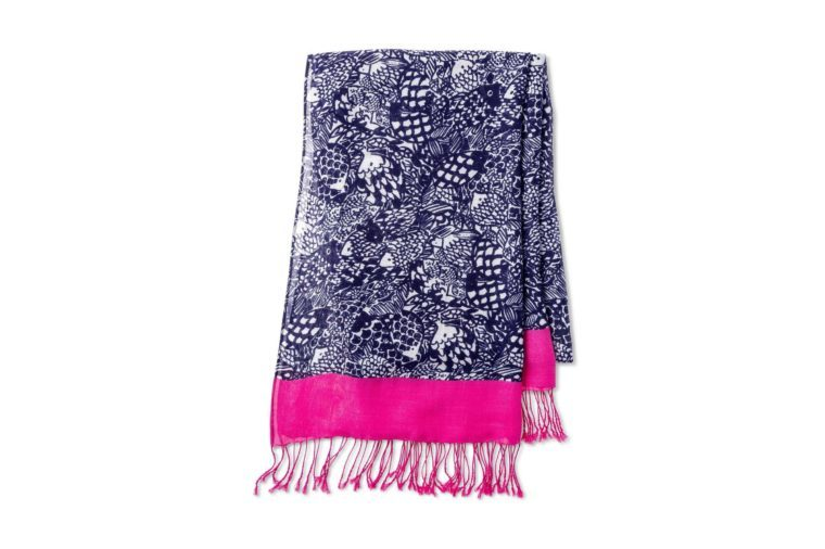 lily pulitzer scarf