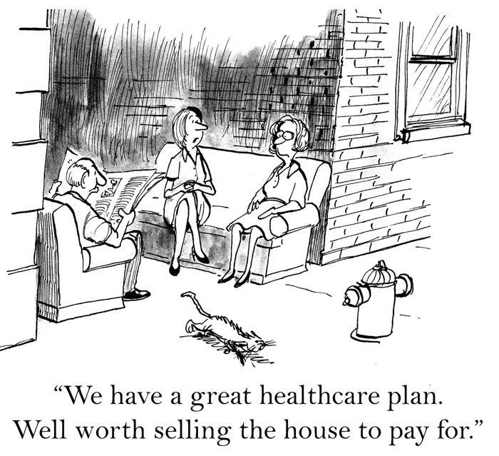 Doctor Cartoons That Will Make You Laugh Through the Pain | Reader's Digest