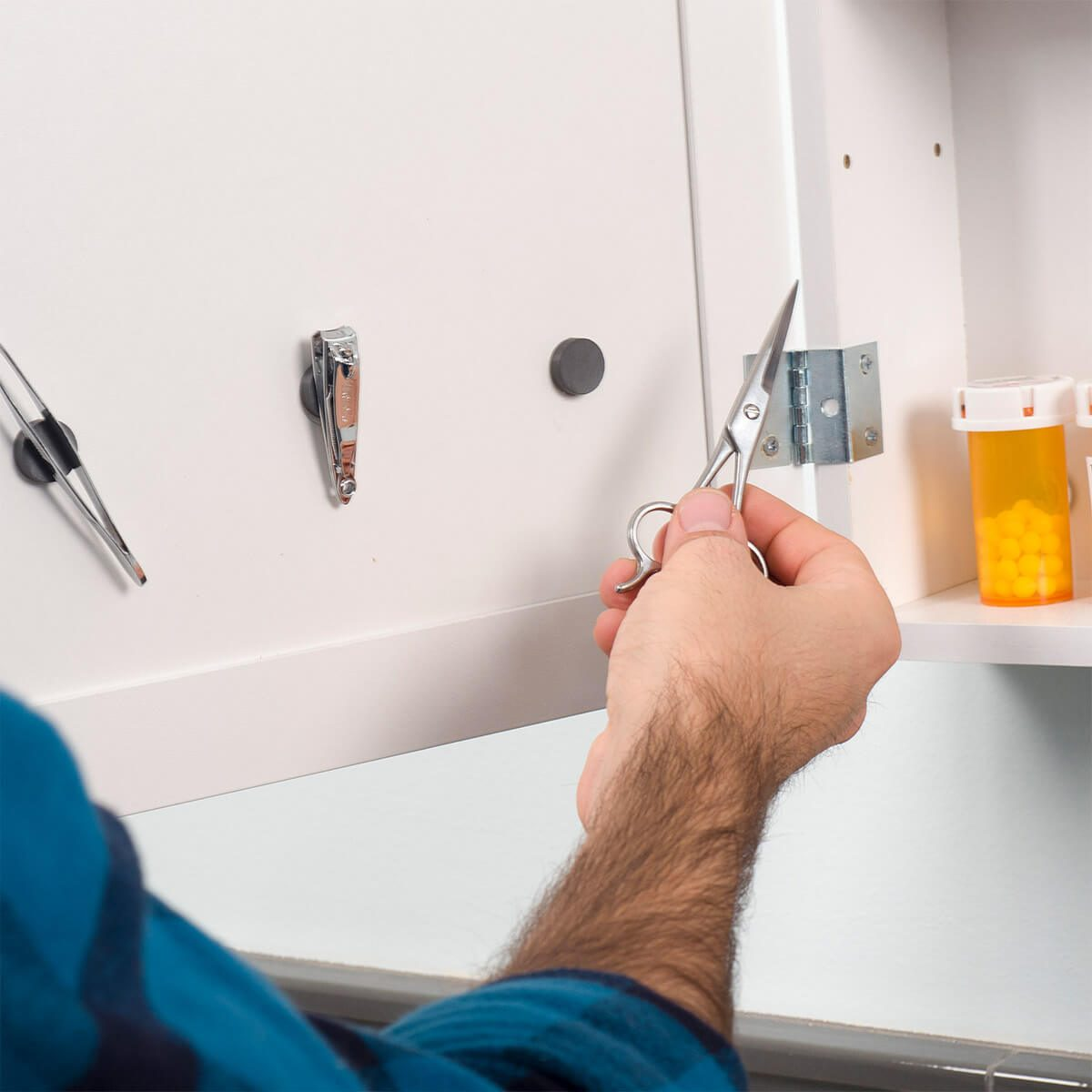Magnets in the Medicine Cabinet