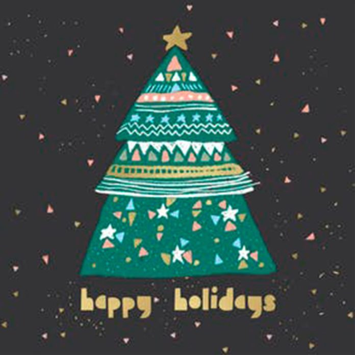 12 Free Printable Christmas Cards Everyone Will Love