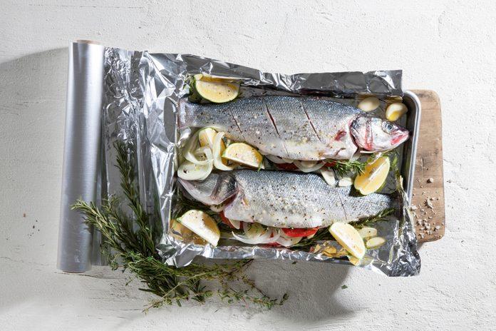Fresh Fish foil