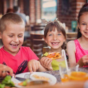 The Best Restaurants Where Kids Eat Free