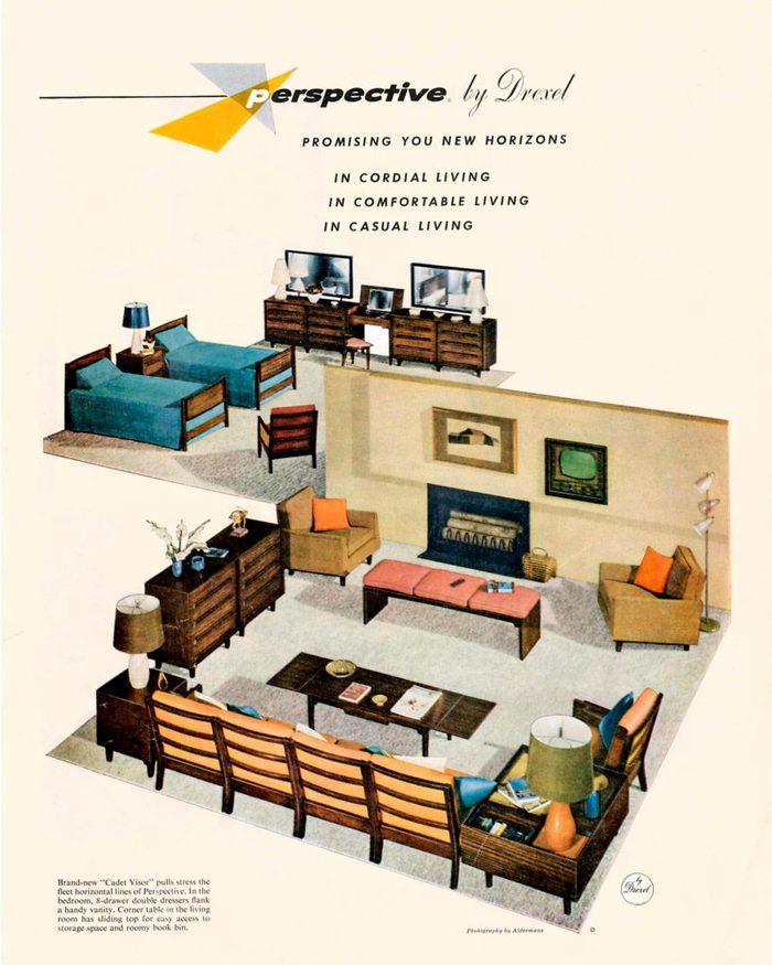 Modern comfort