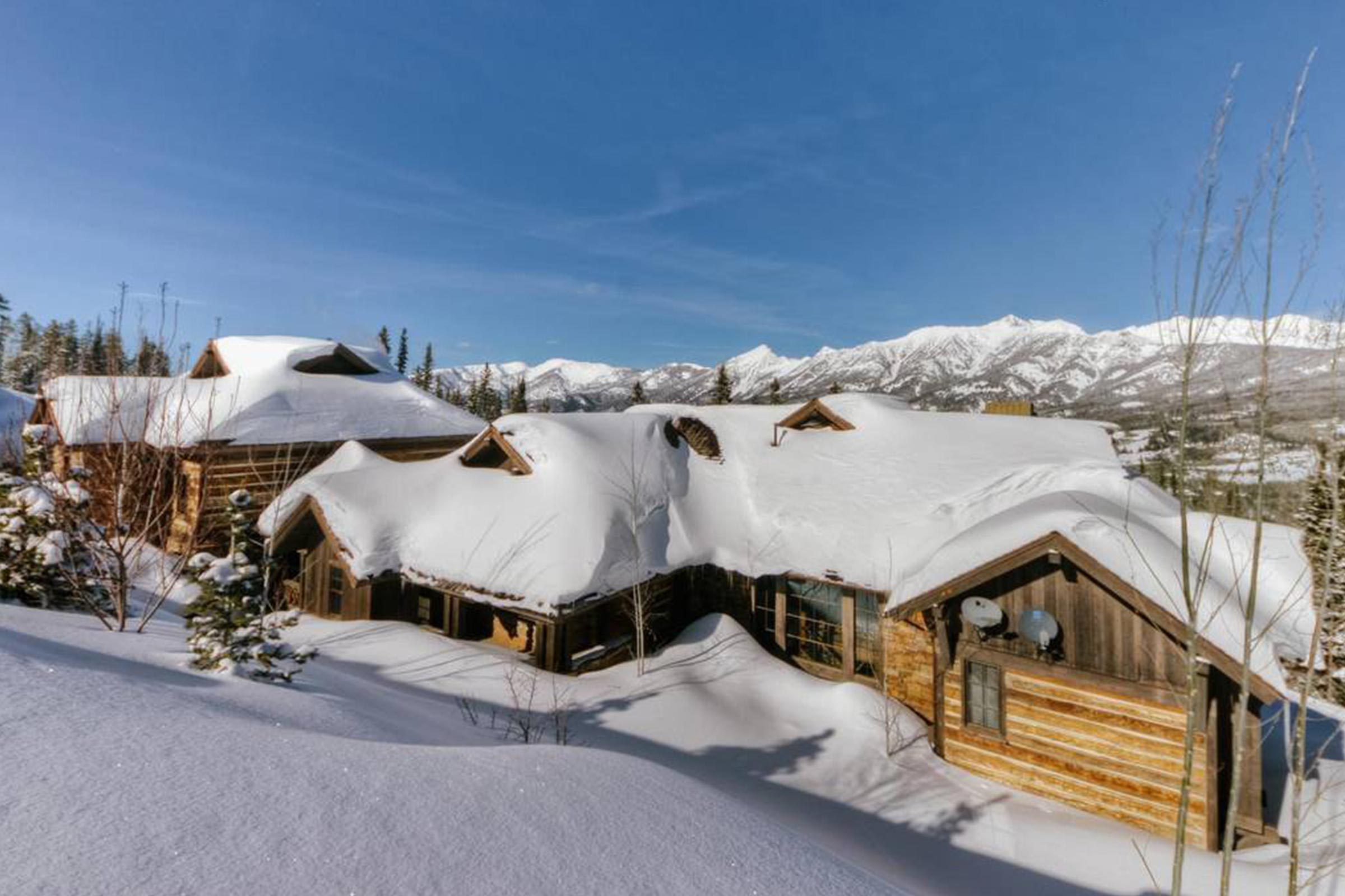 Montana airbnb