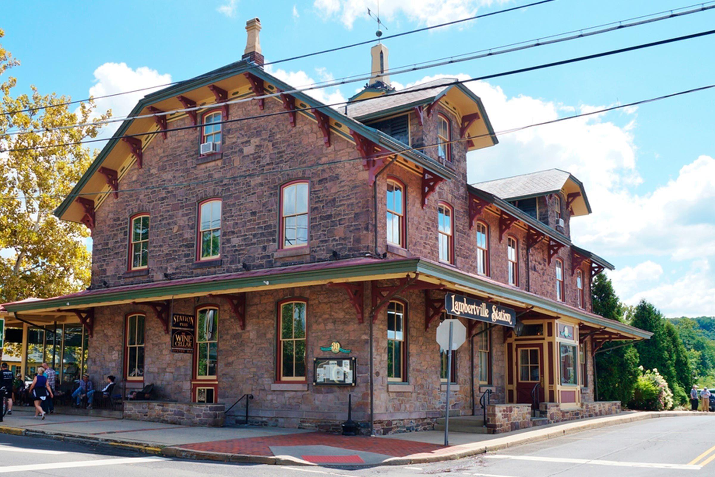 Lambertville New Jersey