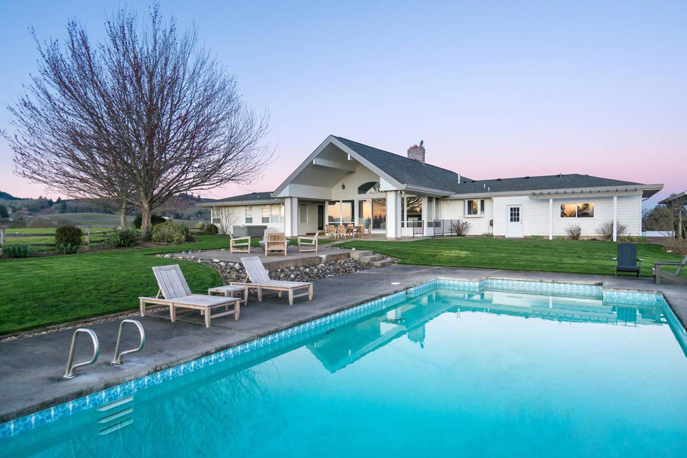 Oregon airbnb