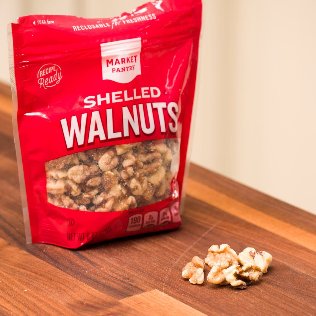 The Miracle of a Walnut