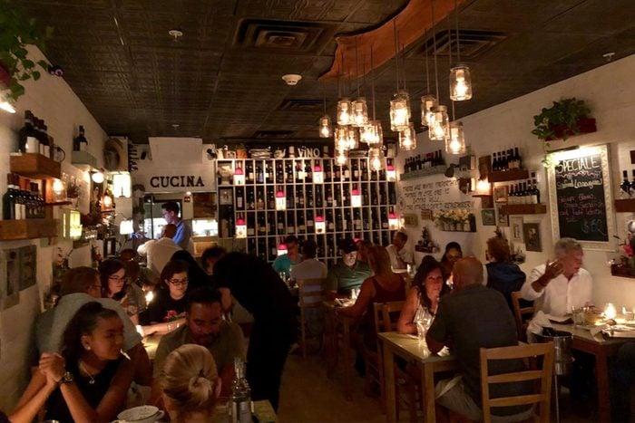 Pane & Vino restaurant