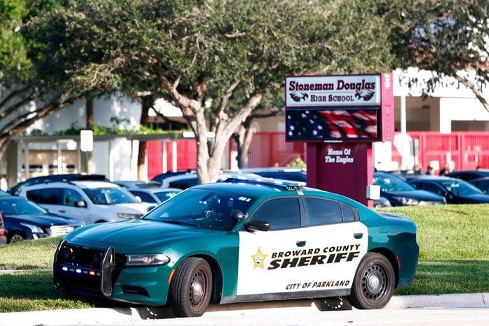 Parkland FL school shooting