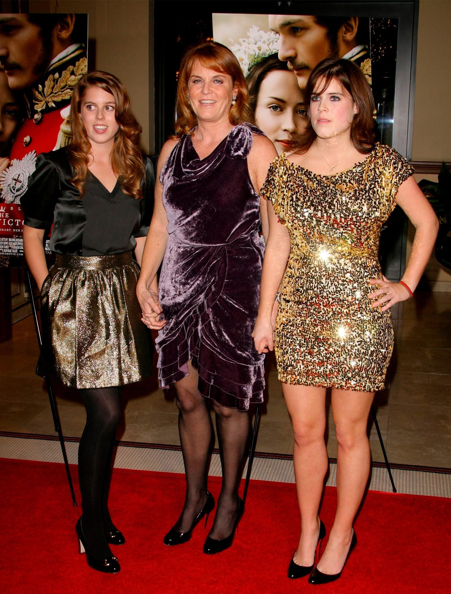 Princess Beatrice 'The Young Victoria' Film premiere
