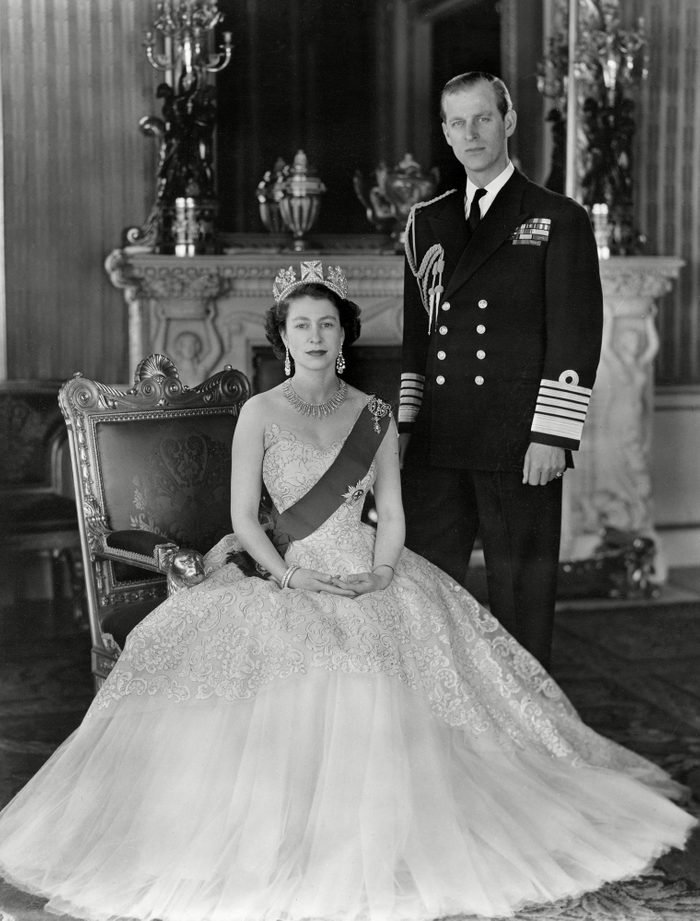 Queen Elizabeth and Prince Philip 2nd cousins once removed