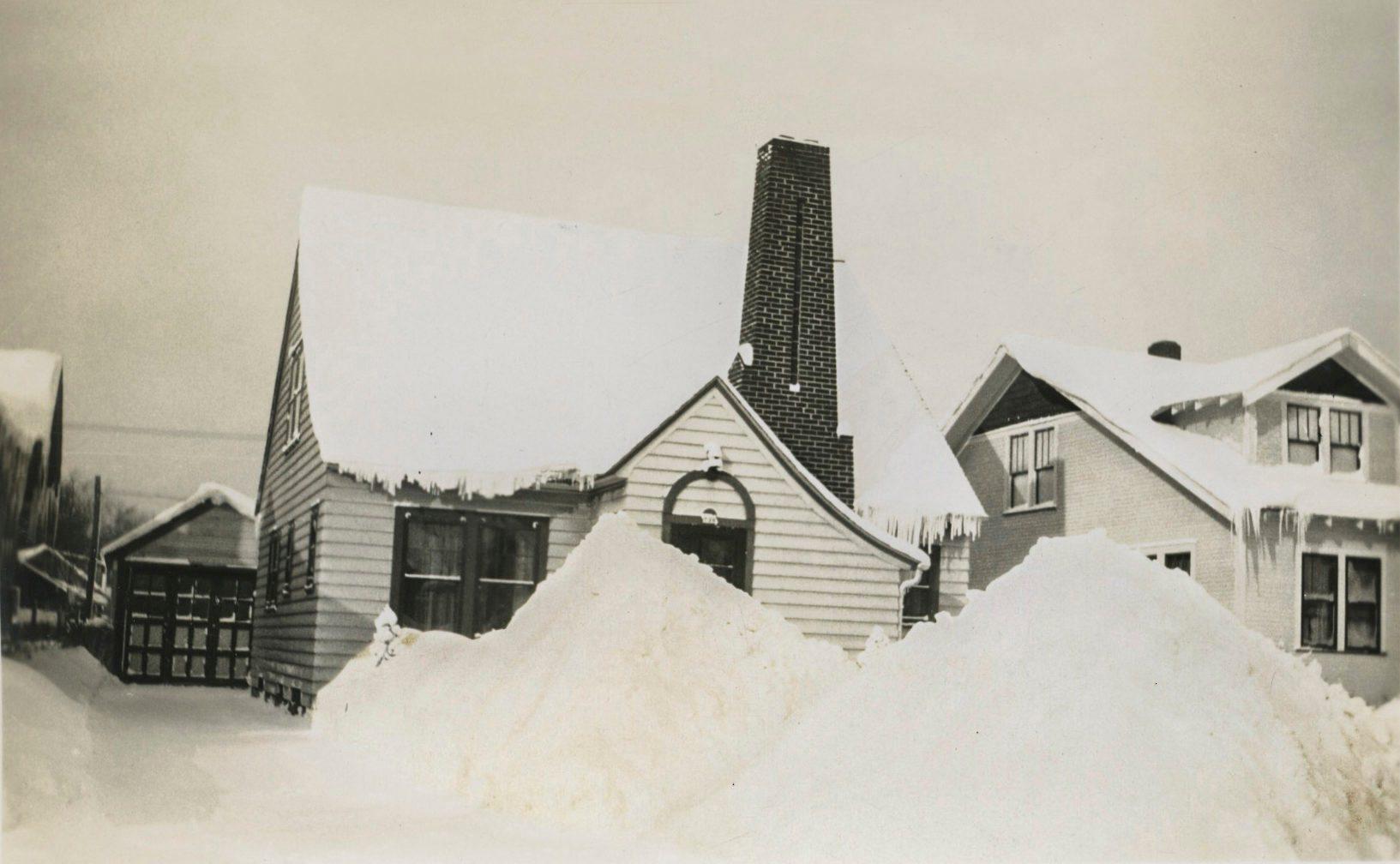 Winter 1939-Muskegon Heights, MI