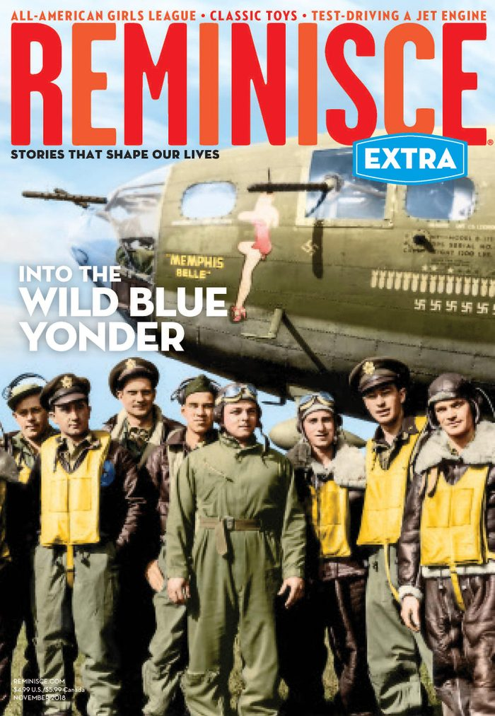 Reminisce magazine cover