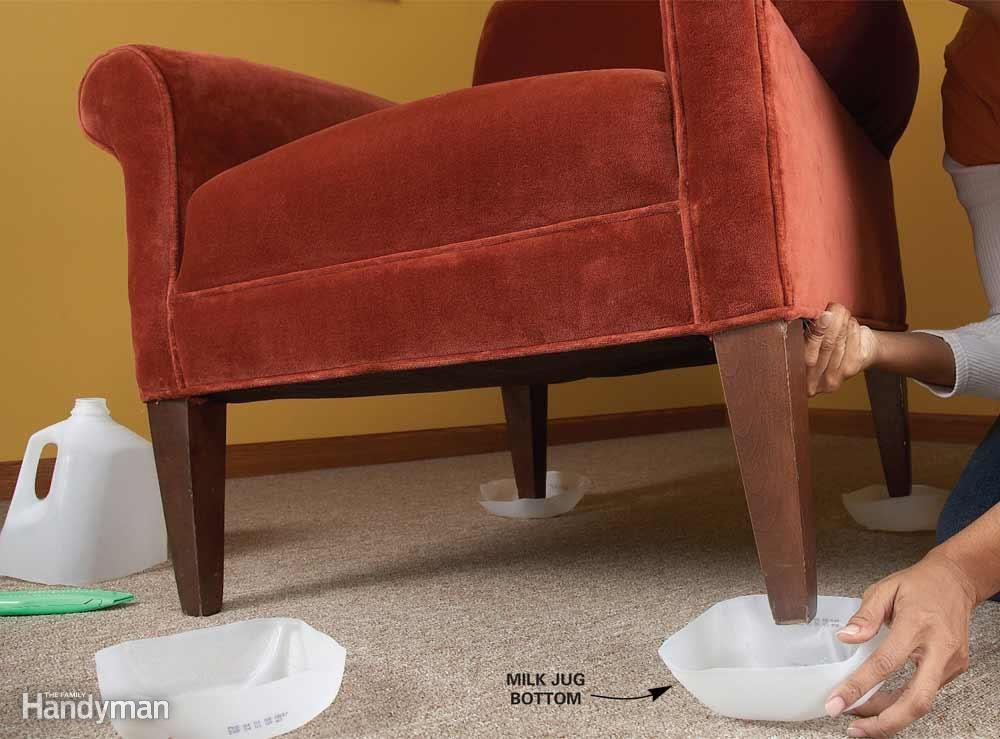 Milk Jug Furniture Movers