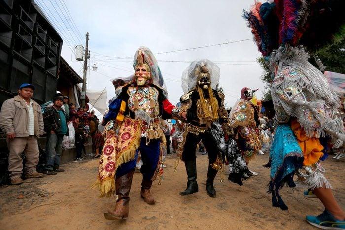 Santo Tomas Festival, Guatemala