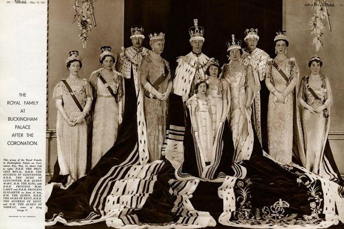 Sarah Ferguson blood ties to royal family