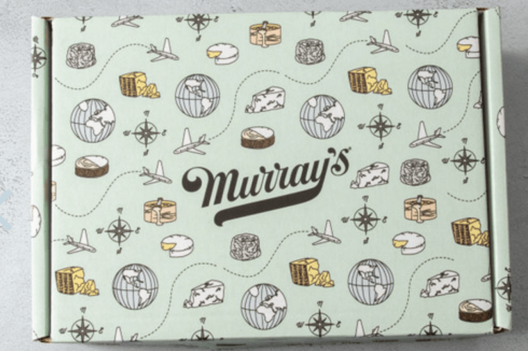 Murray's Cheese Cheeses of the World Sampler Set