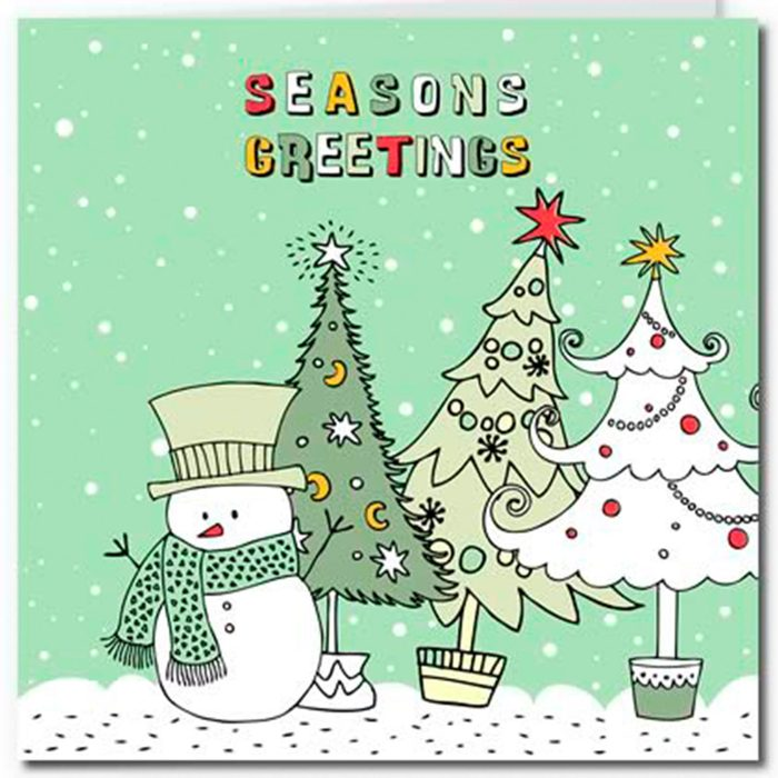 Printable Reindeer Christmas Card /& Envelope digital Christmas card printable files Instant Download Christmas card