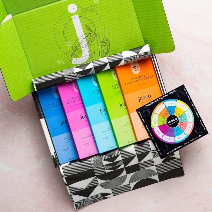 Seattle Chocolate Jcoco Tasting Experience Box