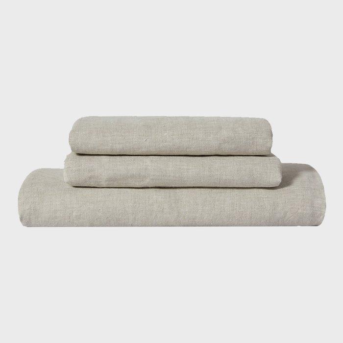 Sijo French Linen Sheet Set