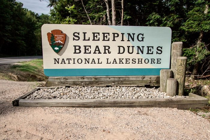 Sleeping Bear Dunes MI