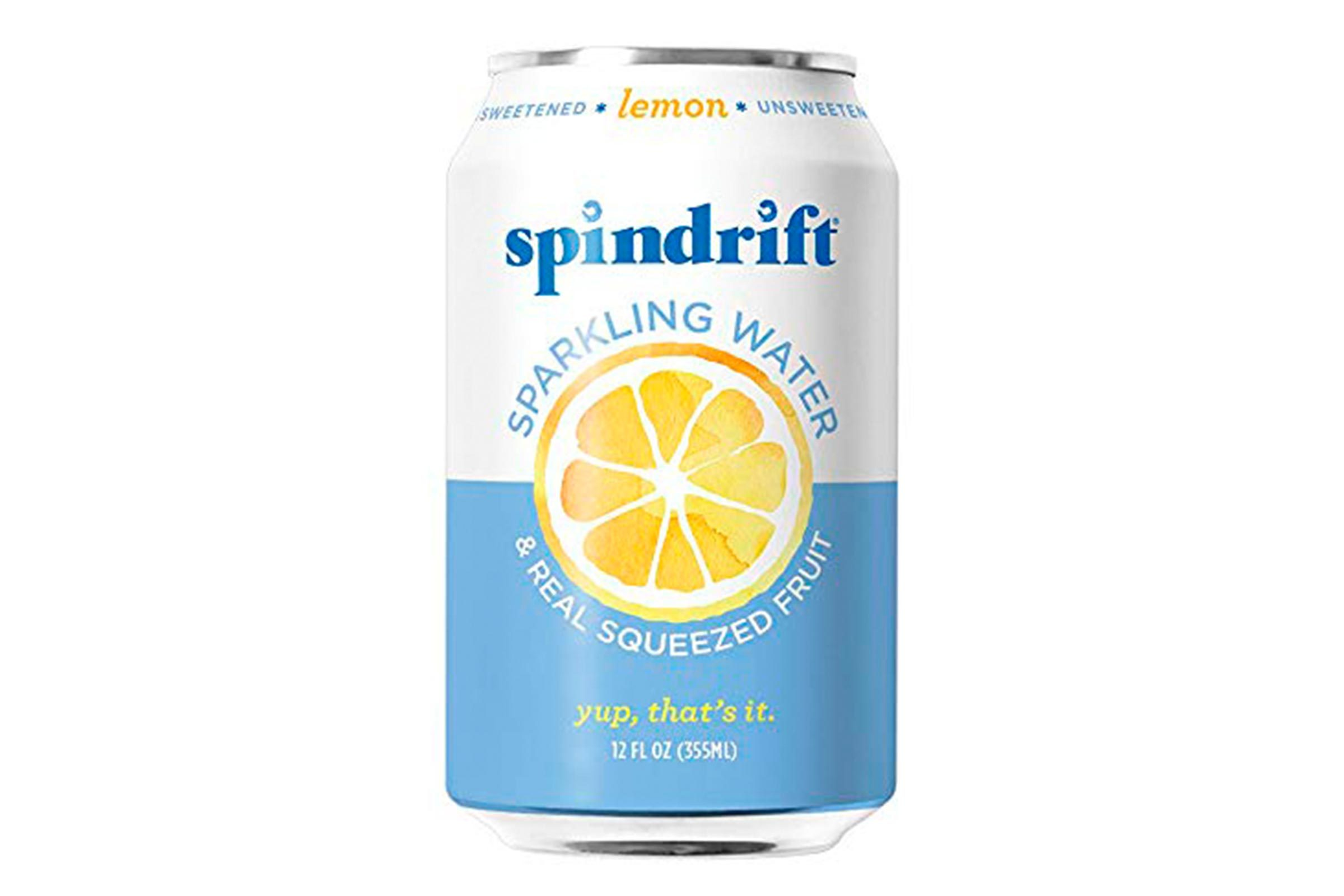 Spindrift sparking water